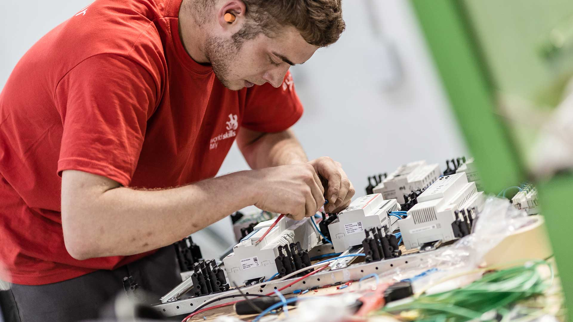 Elektromechaniker