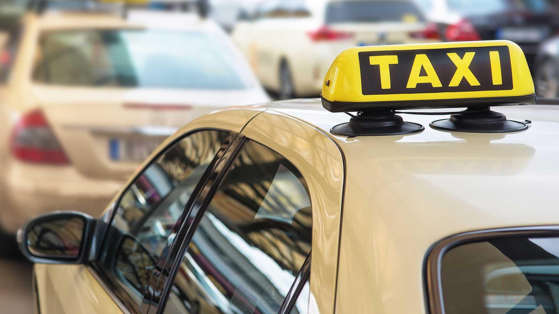Imprese taxi
